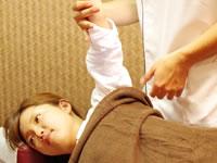 3Dストレッチ/3D運動療法施術写真